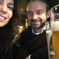 Roberto & Margherita je Superhost.