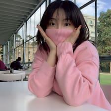 汐汐 felhasználói profilja