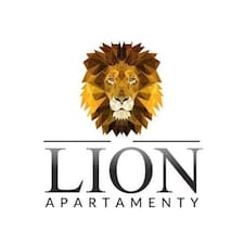 Henkilön Lion käyttäjäprofiili