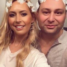 Profil korisnika Chantel & Jimmy