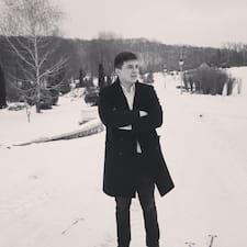 Yaroslav Brukerprofil