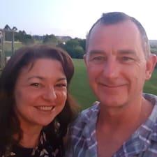 Liane & Andrew Brukerprofil