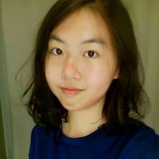 Profil utilisateur de Yingxin