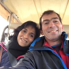 Chris &  Angie Brukerprofil