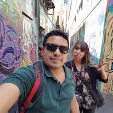 โพรไฟล์ผู้ใช้ Alejandra & David