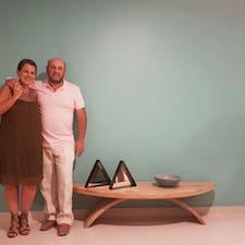 Alvaro & Myriam - Uživatelský profil