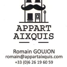 APPART AIXQUIS Location Aix En Pce User Profile