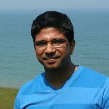 Perfil de usuario de Arun J