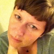 Gretchen felhasználói profilja