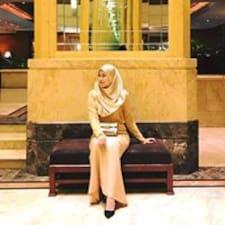 Profil Pengguna Aisha