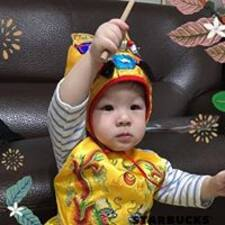 Perfil do utilizador de Chingyun