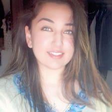 Profil utilisateur de Faryal