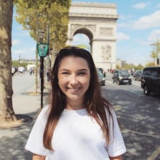 Mariella felhasználói profilja