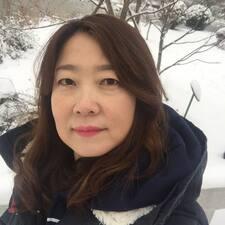 Perfil do utilizador de Sunghee