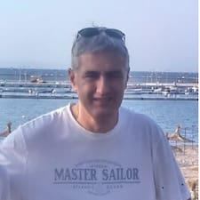 Christo User Profile