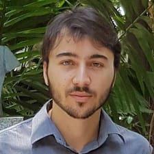 Henkilön João Victor käyttäjäprofiili
