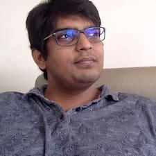 Perfil de l'usuari Varun