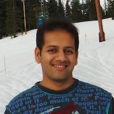 Henkilön Aditya käyttäjäprofiili
