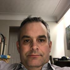 Perry felhasználói profilja