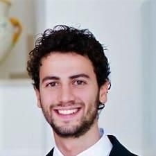 Carmine felhasználói profilja