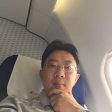 Nutzerprofil von Jiang