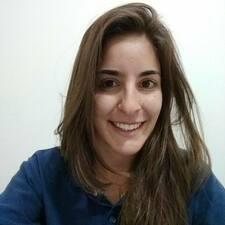 Elysa felhasználói profilja