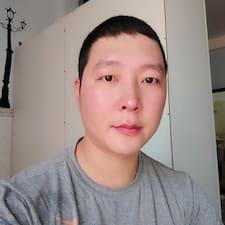 Henkilön Lee käyttäjäprofiili