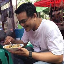 Worapong User Profile