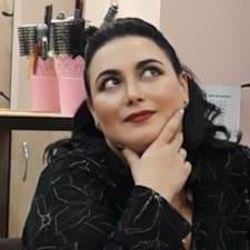 Profil utilisateur de Uliya