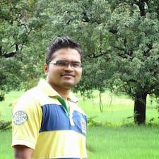 Användarprofil för Rajaram