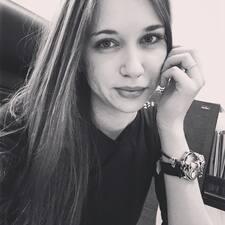 Профиль пользователя Анастасия