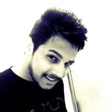 Amitabh felhasználói profilja