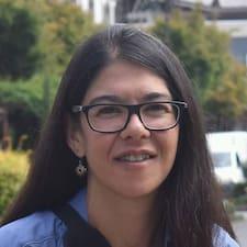 Henkilön Andrea María käyttäjäprofiili