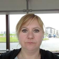 Henkilön Sandrine käyttäjäprofiili
