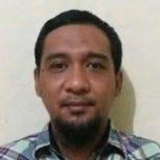 Rahmansyah的用戶個人資料