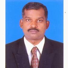 Profil utilisateur de Baskar
