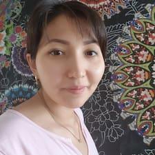 Perfil de usuario de Togzhan