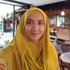 Profil utilisateur de Nor Fadillah