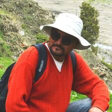 Profil Pengguna Naresh