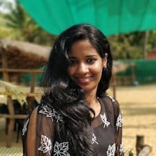 Perfil de usuario de Suneetha