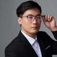 Henkilön Xing käyttäjäprofiili