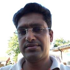 Profil utilisateur de Santosh Kuriakose