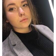 Perfil do usuário de Polina
