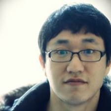 Perfil do utilizador de Hwan