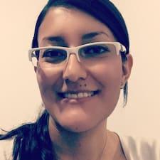 Profil Pengguna Angela Maria