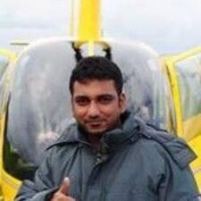 Profil Pengguna Anand
