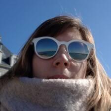 Clémentine felhasználói profilja