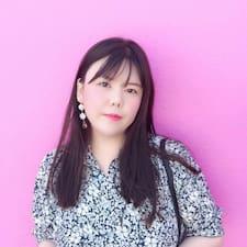 Perfil do usuário de 예지