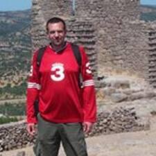 Andrzej felhasználói profilja