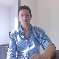 Nicolás felhasználói profilja